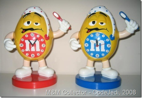 M&M Clocks